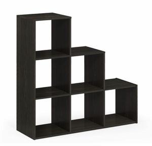 Bookshelf or storage shelf - 6 shelf cabinet for Sale in San Ramon, CA