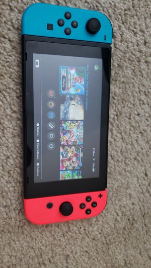 Nintendo switch w/ pro controller for Sale in Englewood, CO
