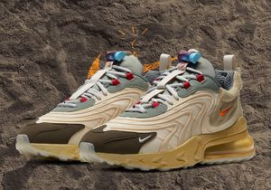 """Travis Scott x Air Max 270 Cactus Trails """"Order Confirmed"""" for Sale in Fresno, CA"""