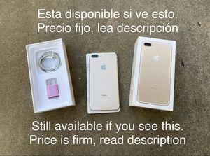 Iphone 7 Plus 32GB Unlocked. Lea descripción antes de preguntar /Read description before asking for Sale in San Lorenzo, CA