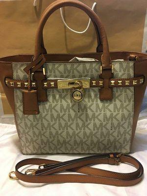 New Authentic Michael Kors Hamilton Bag ❤❤❤ for Sale in Bellflower, CA