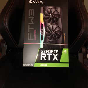 Rtx 3090 Ftw3 Evga Trade For 3080 +$$$$ for Sale in Federal Way, WA