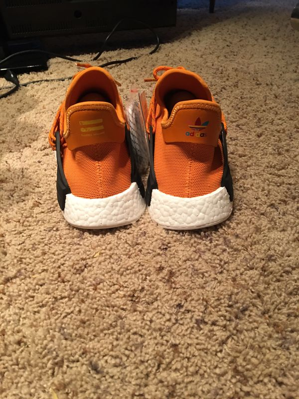 5fb80770dc8b0 Adidas NMD Human Race Size 10 Inbox For Price for Sale in North ...