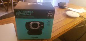 Logitech C-615 portable HD Webcam. for Sale in Pueblo West, CO