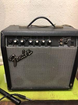 Fender Electric Guitar amplifier Frontman 15G for Sale in Anaheim, CA