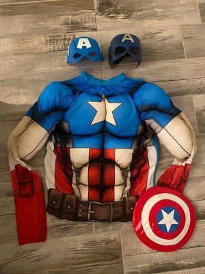 Captain America Marvel Avengers Costume for Sale in Las Vegas, NV