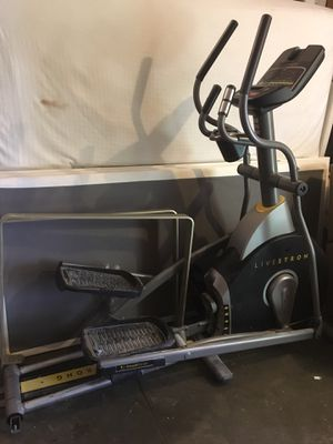 Elliptical machine Livestrong LS 8.0 E for Sale in San Francisco, CA