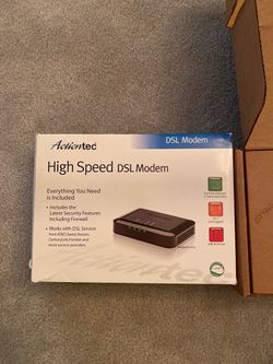 ActionTec DSL modem for Sale in Alexandria,  VA