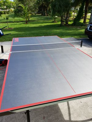 ESPN Ping Pong Table for Sale in LXHTCHEE GRVS, FL