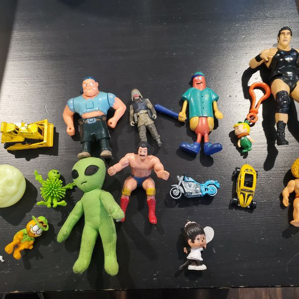 Small Vintage Toy Lot $20