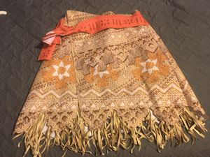 Moana Skirt size 4-6 for Sale in Bloomington, CA