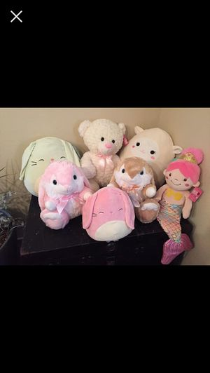 All NEW Stuffed Animals for Sale in Fitzgerald, GA