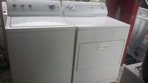 Kenmore Elite Washer And Dryer for Sale in Houston, TX