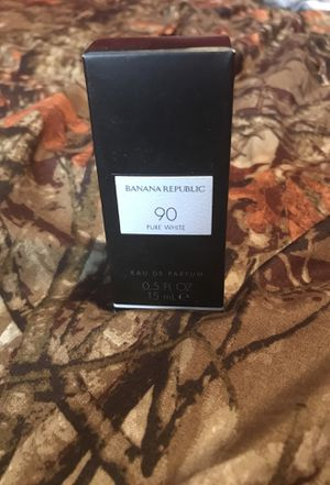 Banana Republic pure white men's fragrance for Sale in Kansas City, MO