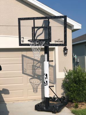 Basketball Hoop for Sale in Haines City, FL