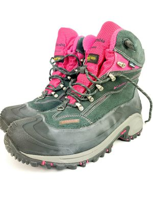 New Columbia crushette snow boots women size 9 for Sale in Vista, CA