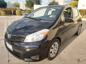 2012 Toyota Yaris LE, CARFAX report!! for Sale in Colton, CA