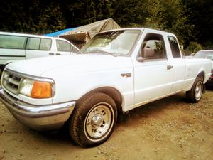 95 FORD RANGER EXT. CAB, 6CYL. AUTO, AC. for Sale in Suquamish, WA