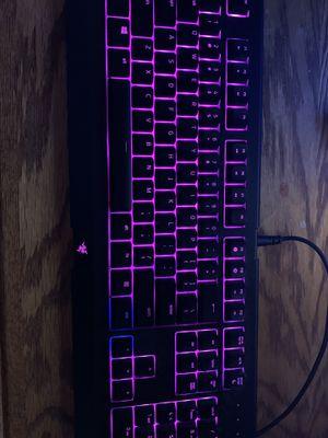 Razer Cynosa Keyboard + G602 Wireless for Sale in Norridge, IL