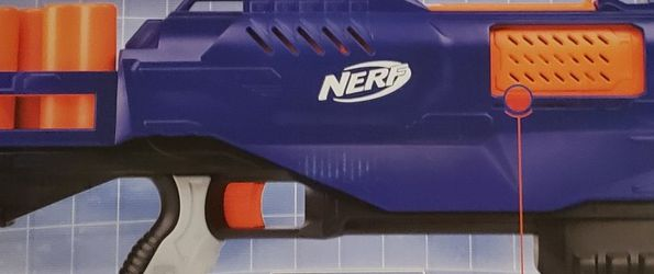 Nerf Trilogy Dart Gun for Sale in Chatsworth,  CA