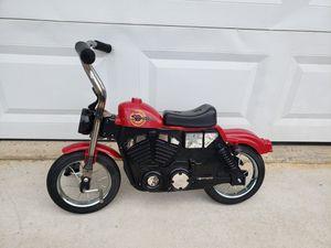Vintage Harley Davidson pedal bike. for Sale in Dallas, GA