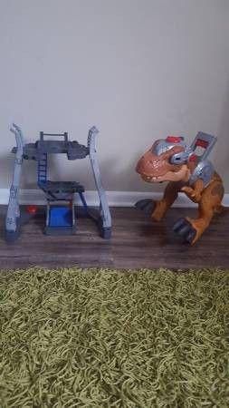 Imaginex Jurassic world toy for Sale in Sanford, NC