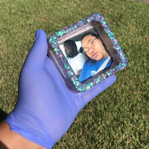 Square Picture Ashtray for Sale in Houston, TX