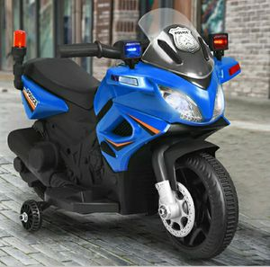 NEW police motorcycle 4 Wheel electric toy 6v for Sale in Seffner, FL