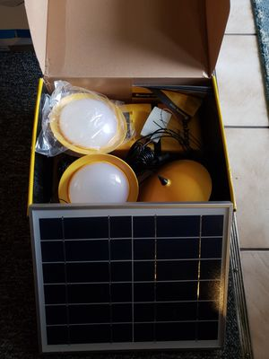 Sunking ( Solar Power ) Lights Sys. for Sale in Columbus, OH