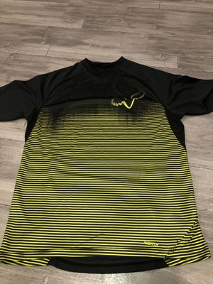 Fox cycling jersey Sz small for Sale in Los Alamitos, CA