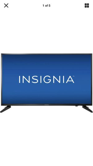 """Insignia TV 60"""" inch HD open box for Sale in Fort Lauderdale, FL"""