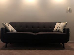 Grey couch for Sale in Anchorage, AK