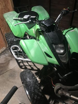 2005 Kawasaki KFX 400 for Sale in Cleveland, OH