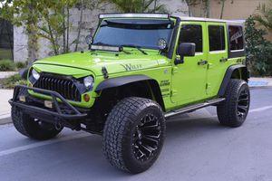 2013 JEEP WRANGLER!!!EASY FINANCE! COME TEST DRIVE! for Sale in Miami, FL