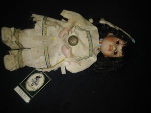 Idian girl doll for Sale in Bakersfield, CA