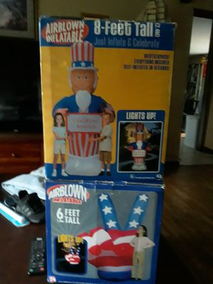 Patriotic blowups for Sale in Lynnwood, WA