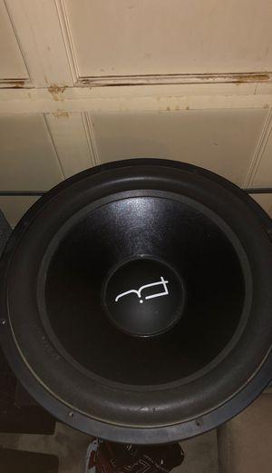 Brand new 18 inch speaker for Sale in Newport News, VA