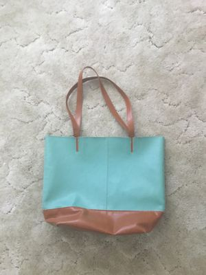 Turquoise and Brown Tote Bag for Sale in Germantown, MD