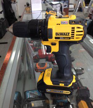 Dewalt DCD780 20 volt li-ion drill drive for Sale in Dearborn, MI