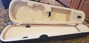 Black violin case new for Sale in Old Hickory, TN
