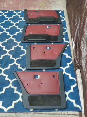 BMW E28 Door Cards for Sale in Brooklyn, NY