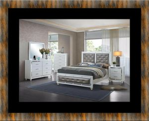 11pc Mackenzie bedroom set with mattress for Sale in Rockville, MD