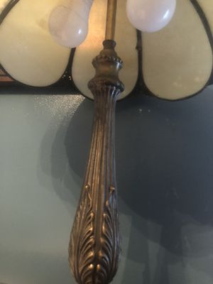 Antique desk lamp for Sale in Laurens, SC