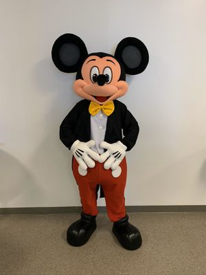 Mickey Mouse Mascot Costume for Sale in Kissimmee, FL