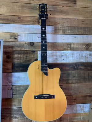 Vintage discontinued Gibson Chet Atkins Acoustic Electric Guitar for Sale in Westminster, CA