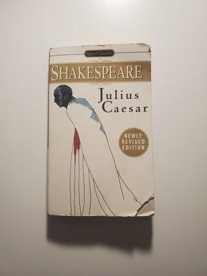 Shakespeare Julius Caeser for Sale in Lawrenceville, GA