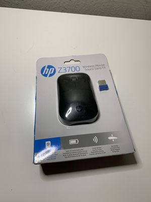 Hp wireless mouse UNOPENED for Sale in Houston, TX