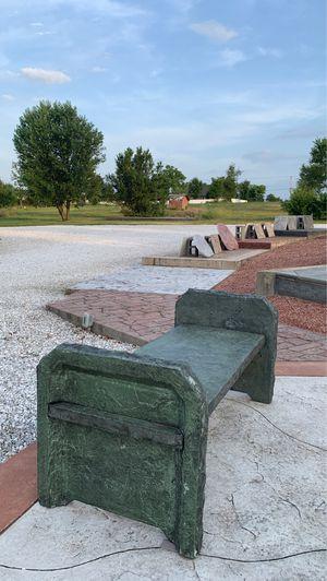 Outdoor bench for Sale in Joplin, MO
