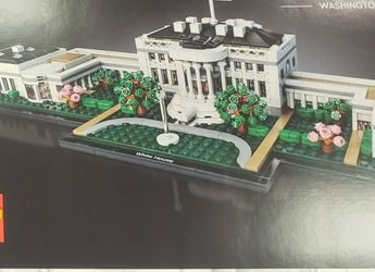 The White House Lego Architecture for Sale in Chicago,  IL