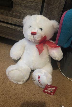 Teddy bear plush for Sale in Las Vegas, NV